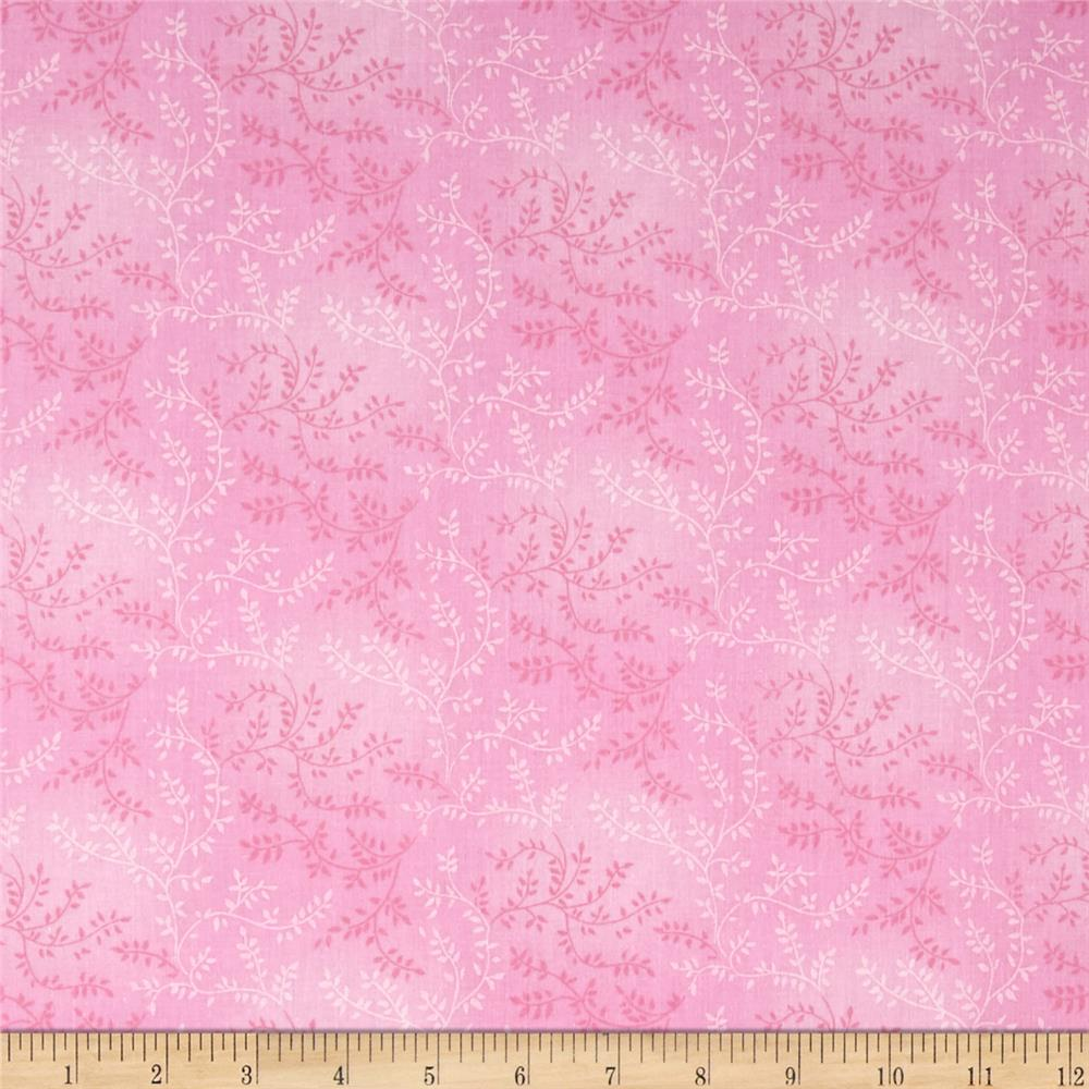 "108"" Wide Quilt Back Tonal Vineyard Rose"