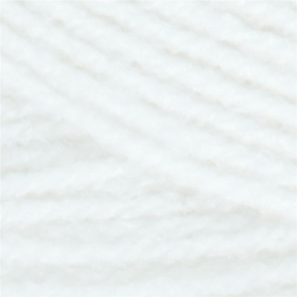 Red Heart Yarn Super Saver Jumbo 311 White