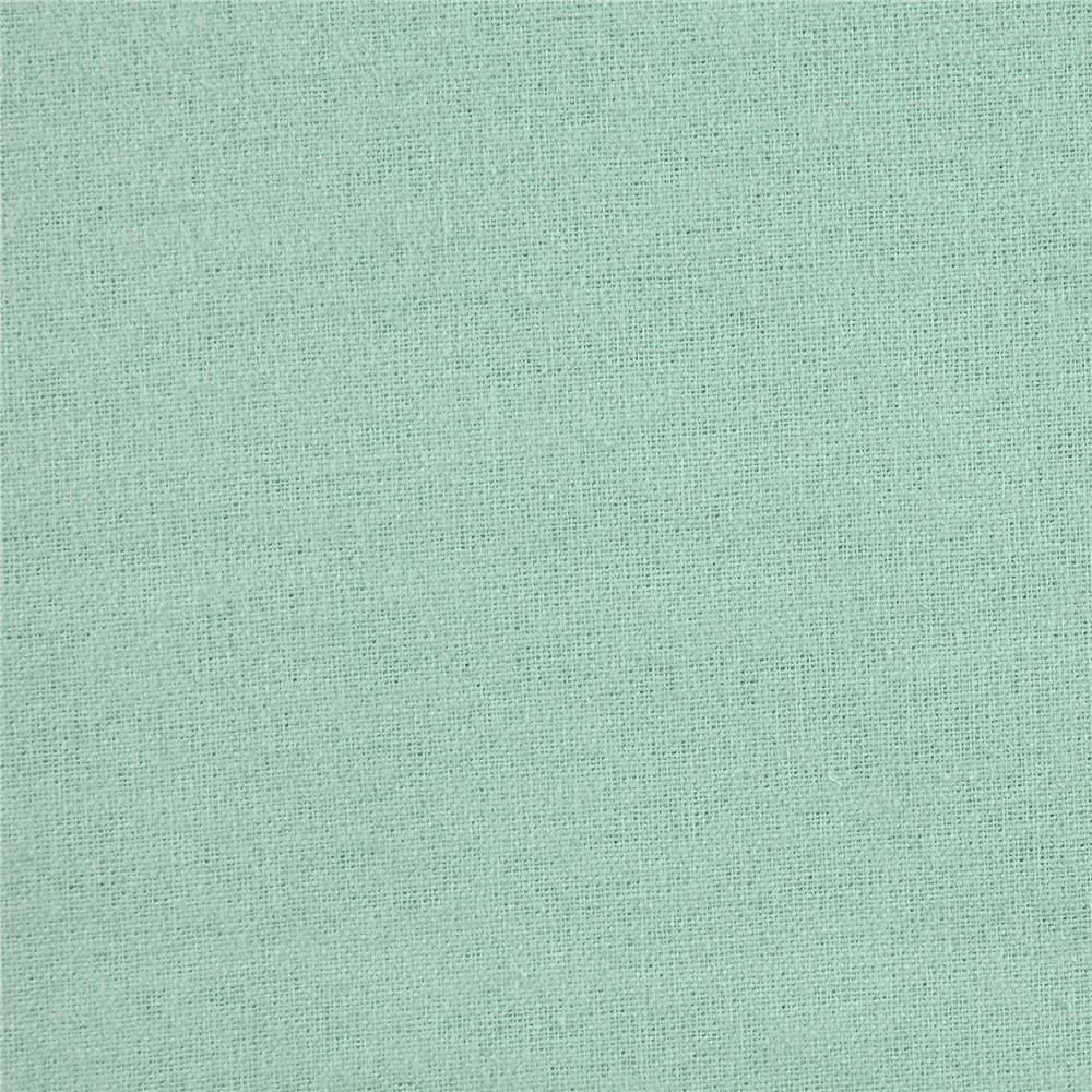 "108"" Flannel Mint"