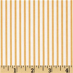 Kaufman Sevenberry Petite Basics Mini Stripe Wheat
