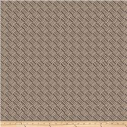 Fabricut Draughts Jacquard Pewter
