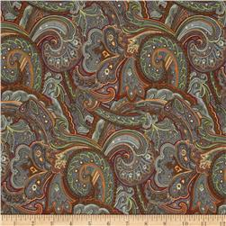 Avignon Paisley Brown