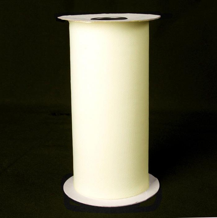 Tulle Spool Light Ivory