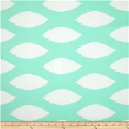 Premier Prints Twill Chaz Mint