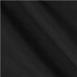 Ultra Stretch Rayon Blend Shirting Black Pearl