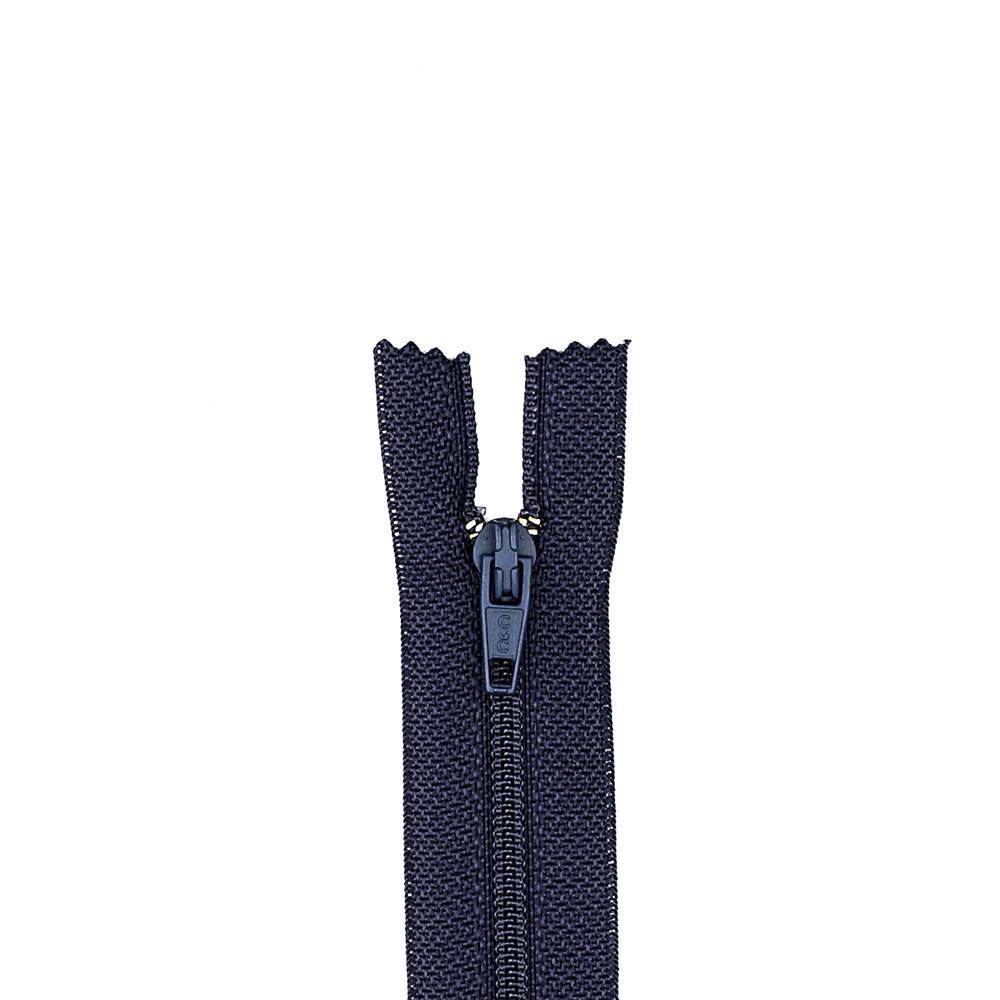 TROUSER ZIPPER 11'' Navy