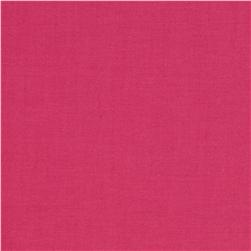 Michael Miller Cotton Couture Broadcloth Raspberry