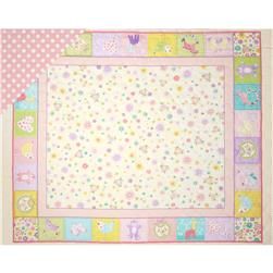 Baby Quilts Double Sided Quilted Babies Pink