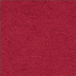 Metallic Liquid Single Knit Red