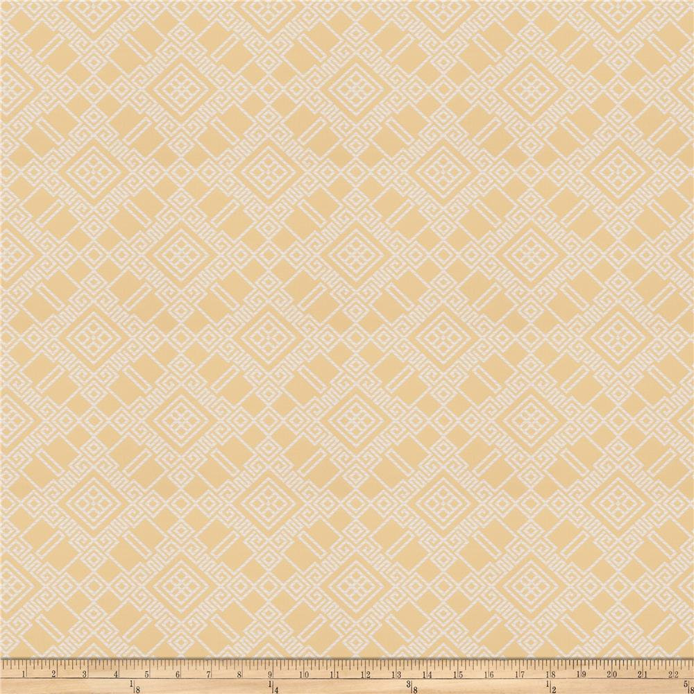 Fabricut Yearning Jacquard Lemon