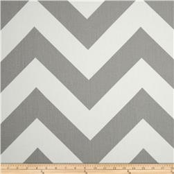 Premier Prints Zippy Chevron Twill Storm