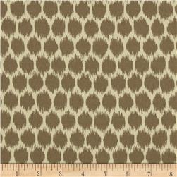 Waverly Sun N Shade Seeing Spots Sterling Fabric