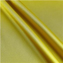 Silky Satin Charmeuse Solid Mustard/Gold
