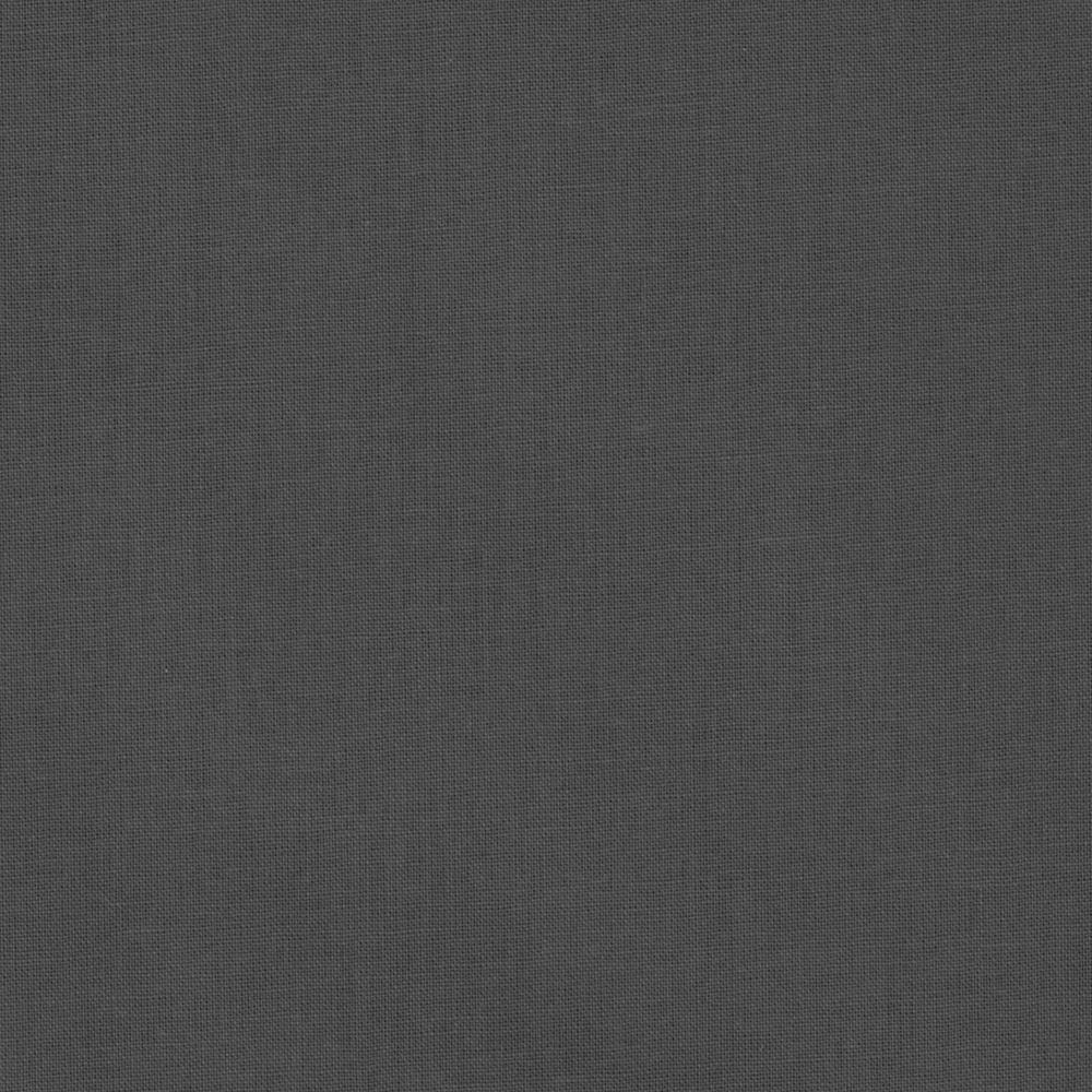 American made brand solid dark grey discount designer for Black fabric
