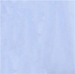 108'' Wide Nylon Tulle Soft Blue Fabric