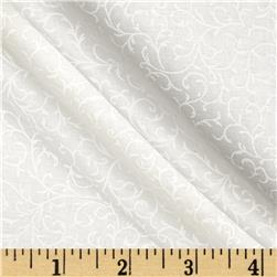 Essentials Swirl White/White