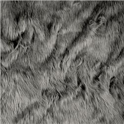 Faux Fur Luxury Shag Grey