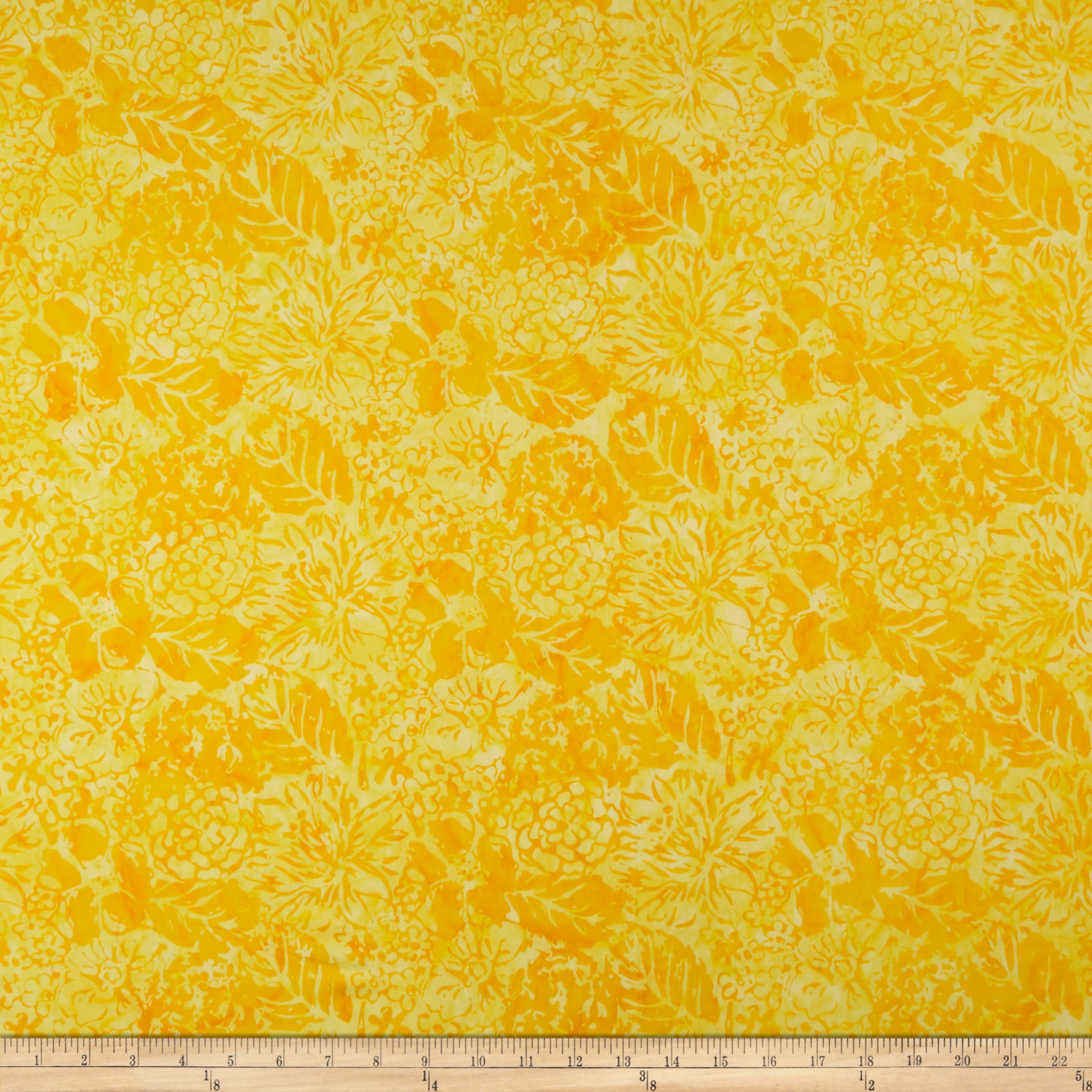 INOpets.com Anything for Pets Parents & Their Pets Anthology Batiks Garden Banana Fabric