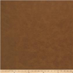Fabricut Overlook Faux Leather Caramel