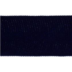 "Team Spirit 1-1/2"" Solid Trim Navy"
