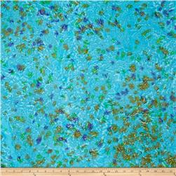Indian Batik Lava Spray Aqua