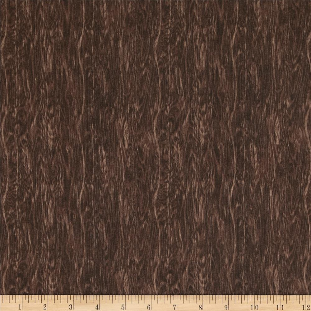 Danscapes Wood Brown
