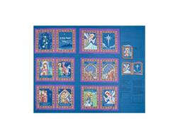 Jim Shore O Holy Night 35 In. Softbook Blue