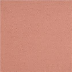 French General Galt Linen Blend Rose Fabric