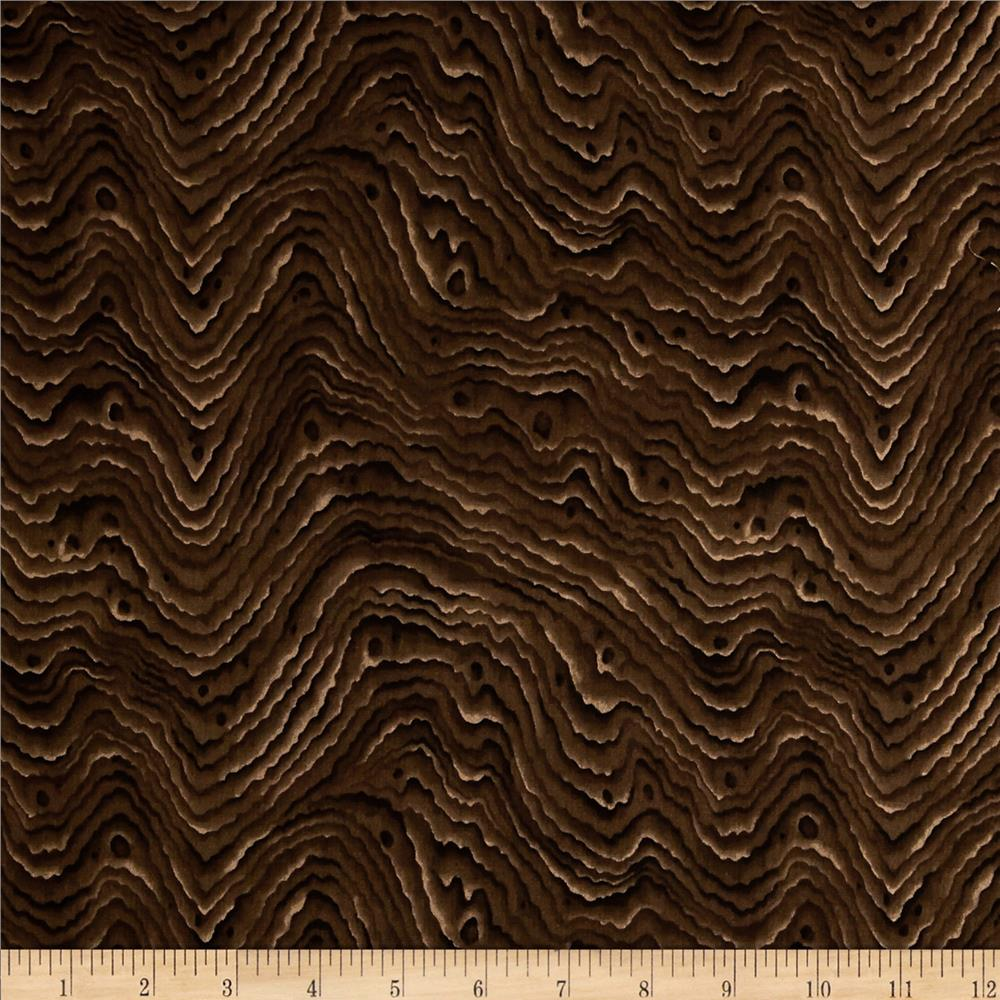 Moda Modascapes Nature's Waves Dark Bark