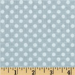 Dottie's Sweet Shop Dots Grey