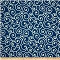 Richloom Solarium Outdoor Ornament Navy