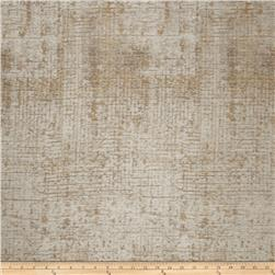 Fabricut  Distressed Faux Silk Javelin Bronze