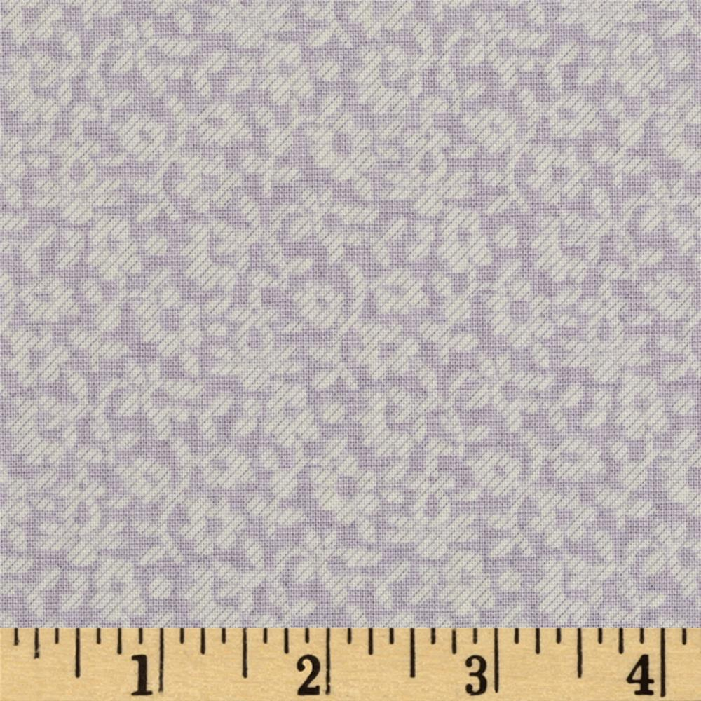 Penny Rose Classics Lace Lilac