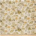 Fabricut Norma Floral Gold Dust