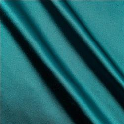 Tahari Stretch Satin Teal