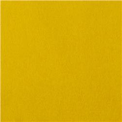 Wintry Fleece Marigold Yellow