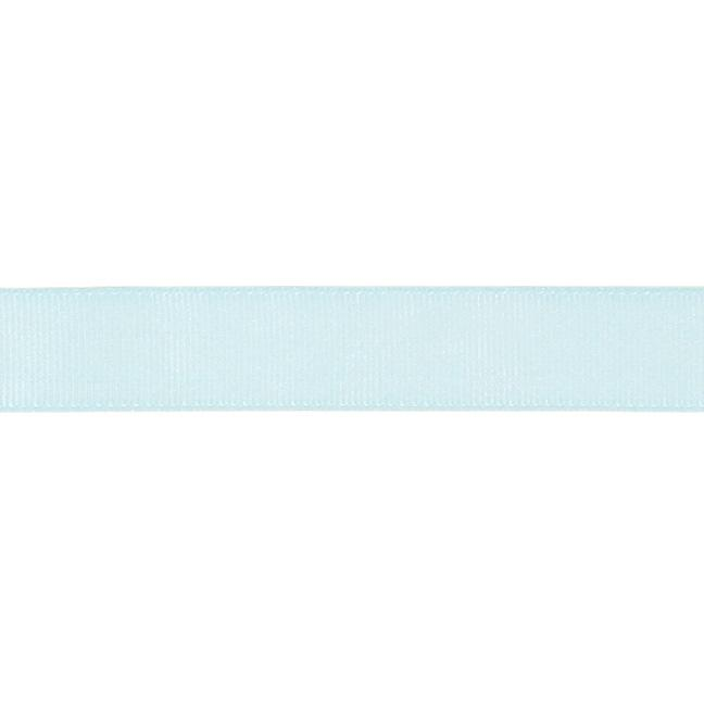 3/4'' Grosgrain Ribbon Light Blue