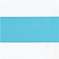 "May Arts 1 1/2"" Twill Ribbon Spool Turquoise"