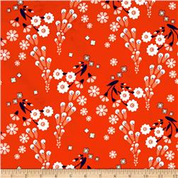 Cloud 9 Organic Foxglove Orange