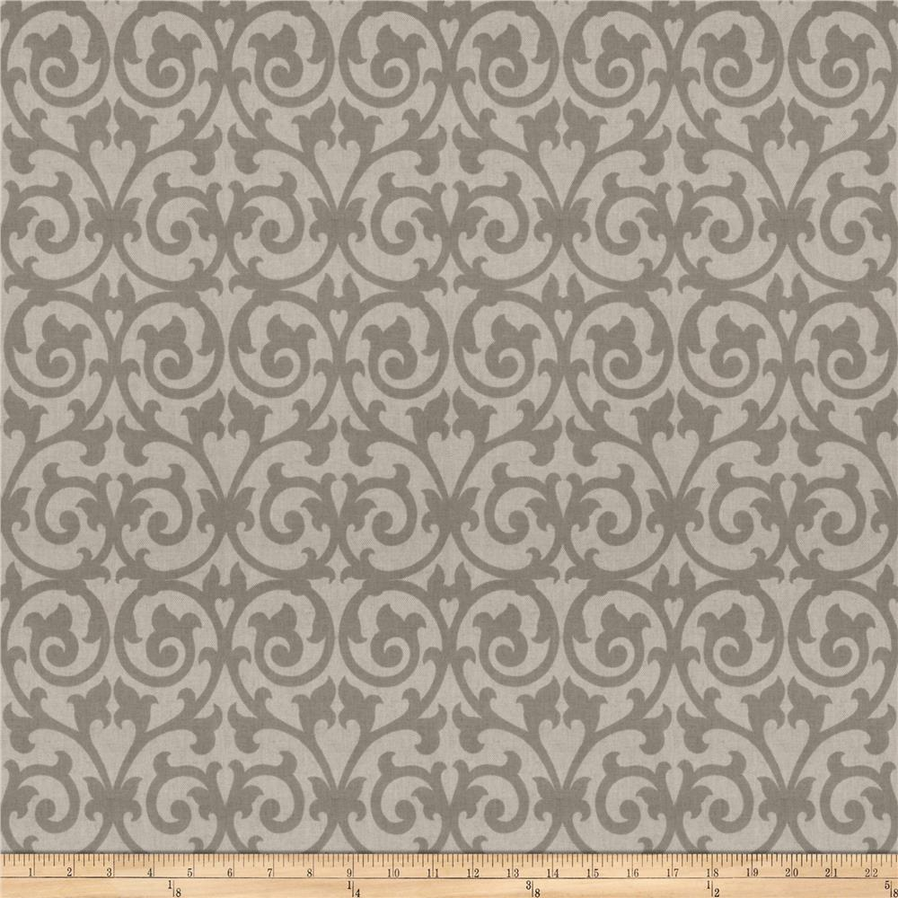 Fabricut Ezekiel Scroll Stone