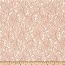 Flower Lace Pale Pink