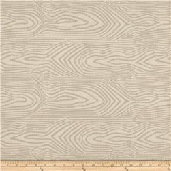 """110"""" Wide Quilt Back Moire Cream"""