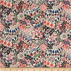 Liberty of London Tana Lawn Mary Mary Pink/Blue/Green