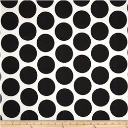 Premier Prints Twill Fancy Dot Black