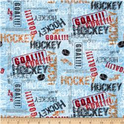 Team Spirit Hockey Lingo Ice Blue