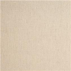 Kaufman Brussels Washer Linen Blend Ivory Fabric