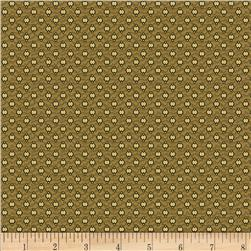 Judie's Album Quilt Rivets Tan