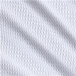 Cotton Thermal Knit Optic White
