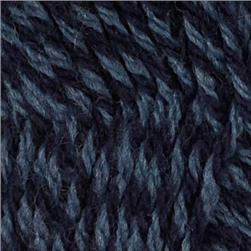 Lion Brand Wool-Ease Yarn (194) Denim Twist