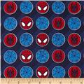 Marvel Ultimate Spider-Man Dots Navy